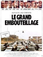Affiche Le Grand Embouteillage