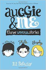 Couverture Auggie & Me: Three Wonder Stories