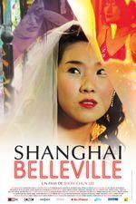 Affiche Shanghaï Belleville