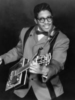 Photo Bo Diddley