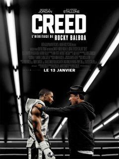 Affiche Creed : L'héritage de Rocky Balboa