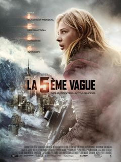 Affiche La 5ème Vague