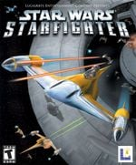 Jaquette Star Wars : Starfighter