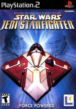 Jaquette Star Wars : Jedi Starfighter