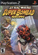 Jaquette Star Wars : Super Bombad Racing