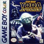 Jaquette Star Wars : Yoda Stories