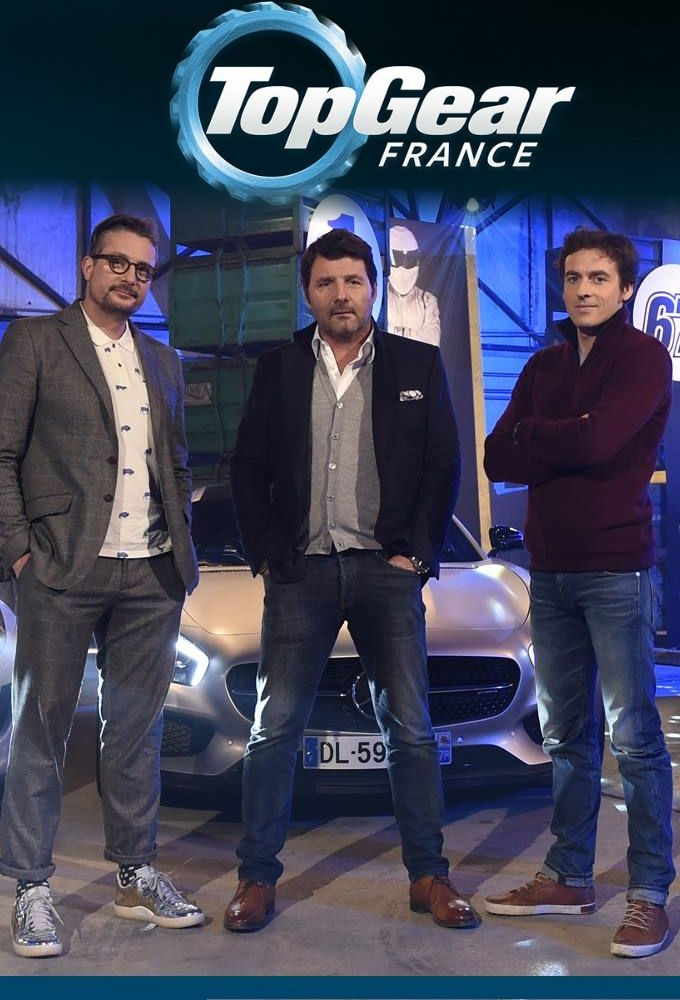 Top Gear France saison 1/2/3