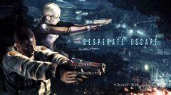 Jaquette Resident Evil 5 : Une fuite désespérée