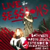 Pochette Both Ways Open Jaws Extended: Live Sessions at Studio Pigalle, Paris, June 2011 (Live)