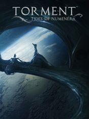 Jaquette Torment: Tides of Numenera