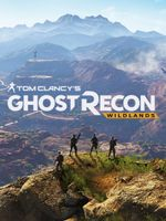Jaquette Tom Clancy's Ghost Recon: Wildlands
