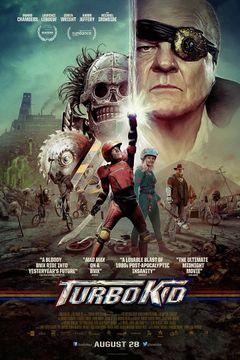 Affiche Turbo Kid