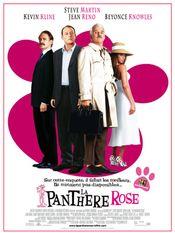 Affiche La Panthère rose