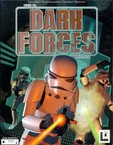 Jaquette Star Wars : Dark Forces