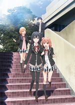 Affiche My Teen Romantic Comedy SNAFU TOO!