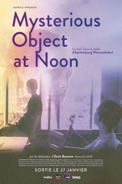 Affiche Mysterious Object at Noon