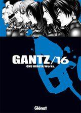 Couverture Gantz, tome 16