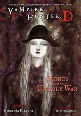 Couverture Scenes of an Unholy War - Vampire Hunter D, tome 20
