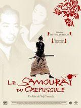 Affiche Le Samouraï du crépuscule