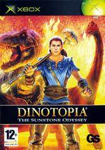 Jaquette Dinotopia : The Sunstone Odyssey
