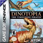 Jaquette Dinotopia : The Timestone Pirates