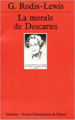 Couverture La Morale de Descartes