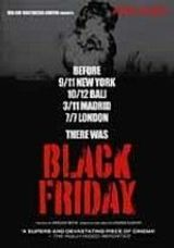 Affiche Black Friday