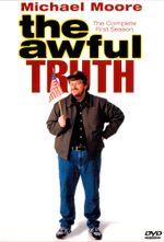 Affiche L'Amérique de Michael Moore - L'Incroyable vérité
