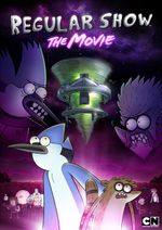 Affiche Regular Show - Le Film