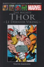 Couverture The Mighty Thor : Le Dernier Viking