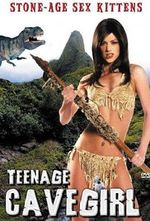 Affiche Teenage Cavegirl
