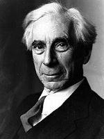 Photo Bertrand Russell