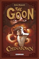 Couverture Chinatown - The Goon, tome 6