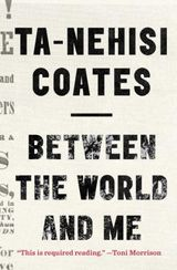 Couverture Between the World and Me