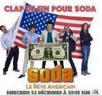 Affiche Soda : Le Rêve américain
