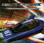 Pochette F-Zero GX/AX Original Soundtracks (OST)