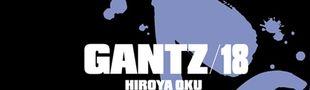 Couverture Gantz, tome 18