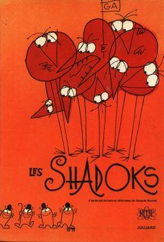 Affiche Les Shadoks