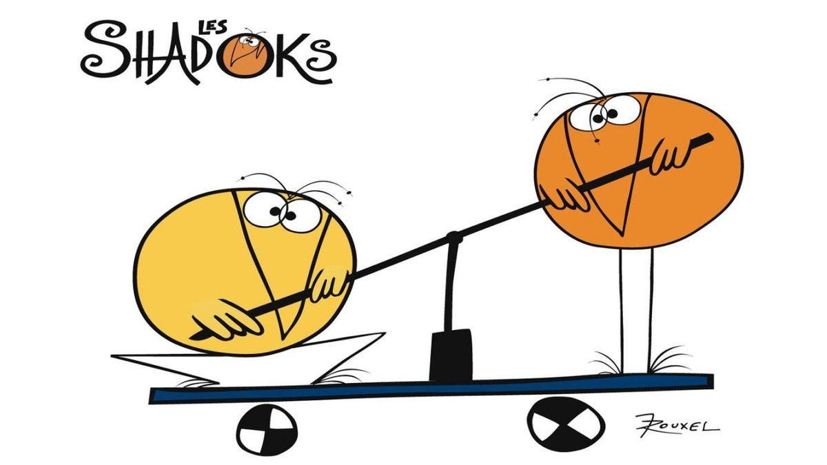 Les shadoks dessin anim 1968 senscritique - Coup de chaleur wikipedia ...