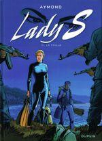 Couverture La Faille - Lady S, T. 11