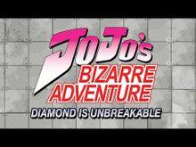Video de Jojo's Bizarre Adventure : Diamond Is Unbreakable