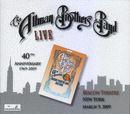Pochette Live: Beacon Theatre, New York – March 9, 2009 (Live)
