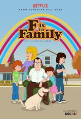 Affiche F is for Family