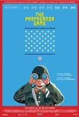 Affiche The Propaganda Game