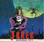 Affiche Joker : Marginal City