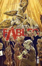 Couverture Adieu - Fables, tome 25