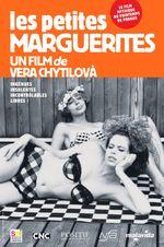Affiche Les Petites Marguerites