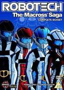Affiche Robotech : The Macross Saga