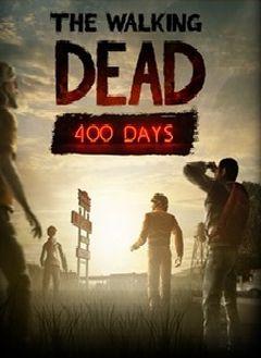 Jaquette The Walking Dead : 400 Days