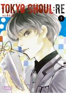 Couverture Tokyo Ghoul : Re, tome 1